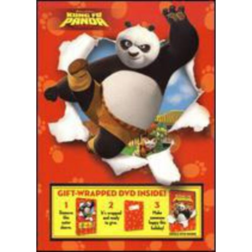 Kung Fu Panda (Wrapped And Ready) (Full Frame)