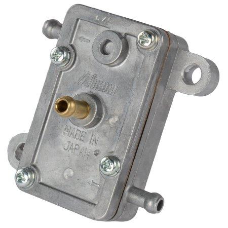 Fuel Pump Dual Outlet (JEGS Performance Products 15092 Jr. Dragster Fuel Pump Medium Volume 1 Outlet)