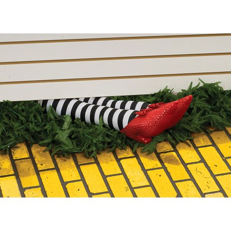 Morris Costumes Wicked Witch Legs Body Parts Small Decorations & Prop, Style RU9166