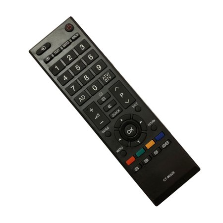 Replacement TV Remote Control for Toshiba 19AV607 Television - image 1 de 2