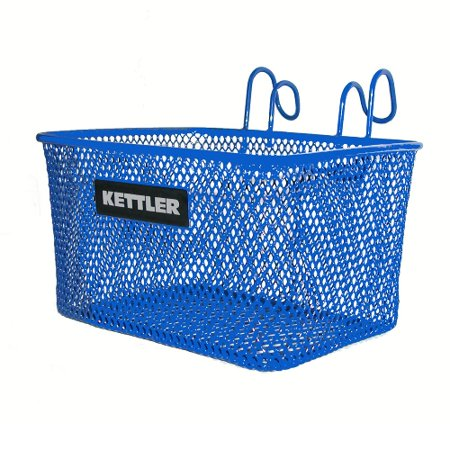Kettler Accessories (Kettler Bike Basket Accessory, Blue)