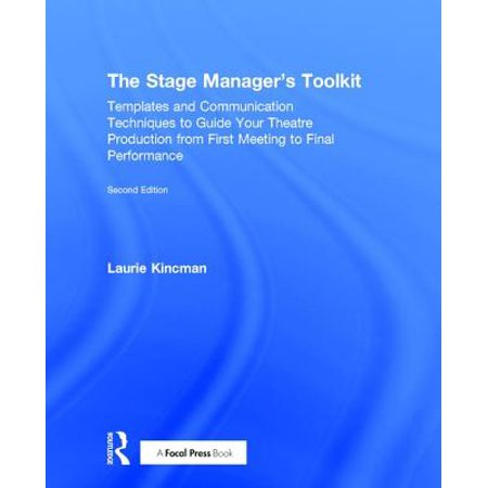 Focal Press Toolkit: The Stage Manager's Toolkit