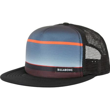 054b55999bb Billabong Mens Spinner Lo Tides Trucker Hat MAHTESLT - Walmart.com