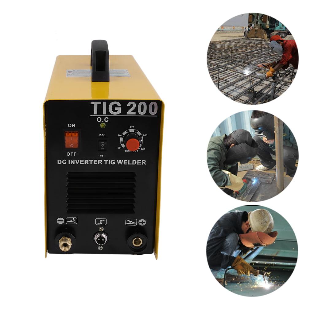 200 AMP DC Inverter TIG Welding Machine Welder Stainless,...