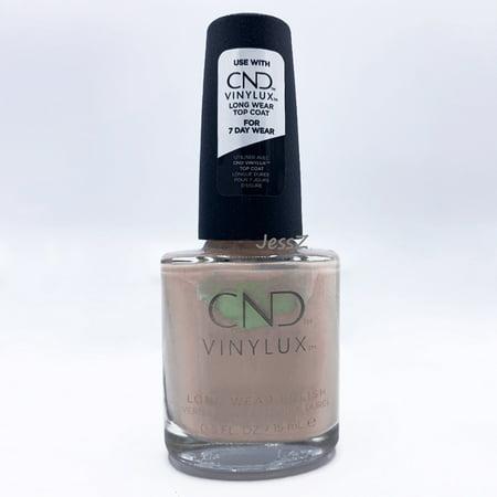 CND Vinylux Nail Polish Crystal Alchemy Collection #329 Lovely Quartz 0.5 oz Crystal Nail Polish