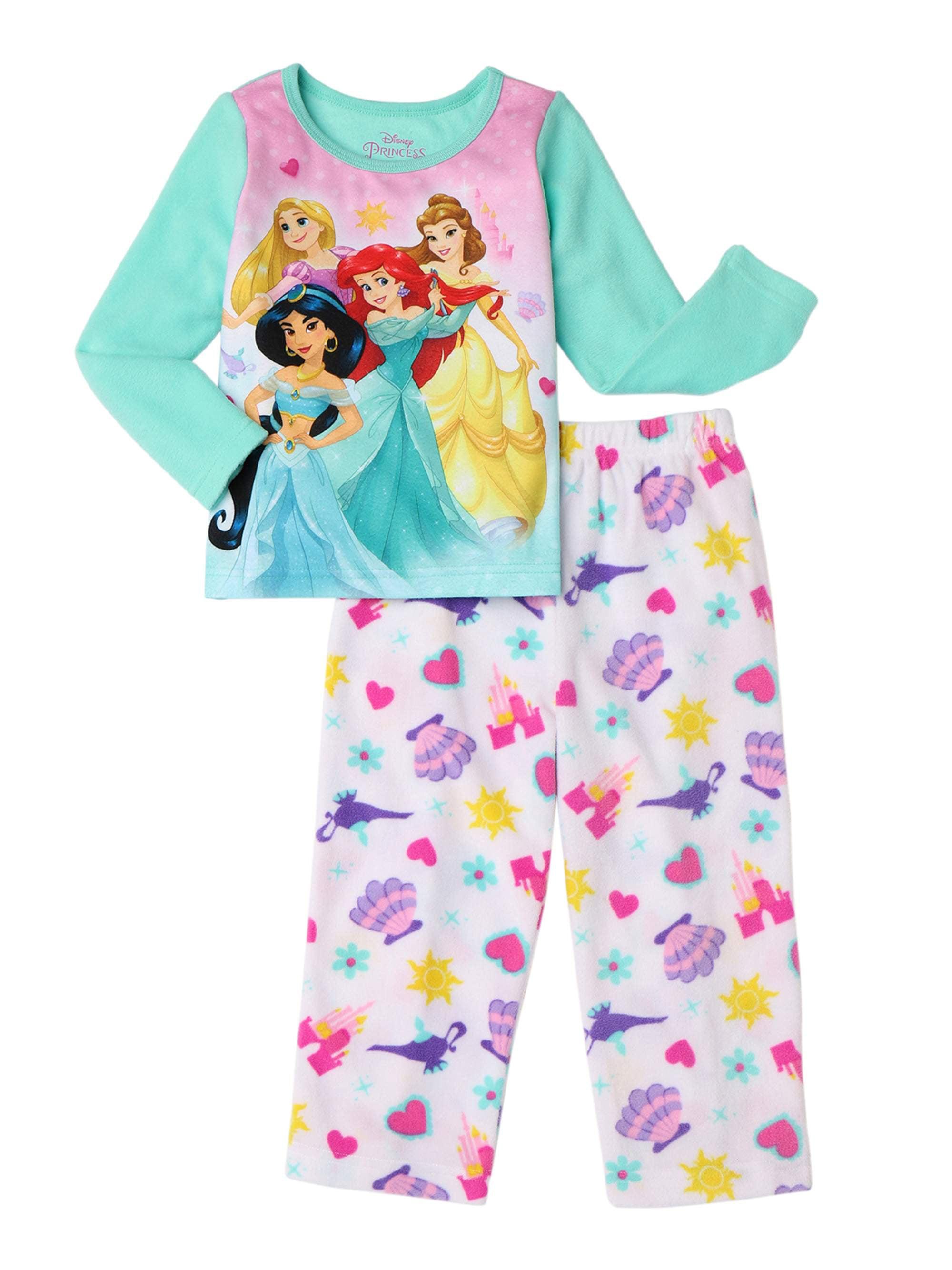 The Children/'s Place Baby Girl 2 Piece Pajama Set Sleepwear Mommy/'s Ice Princess