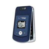 Verizon Motorola W755 Blue Mock Dummy Display Toy Cell Phone Good for Store Display or for Kids to Play Non-Working Phone Model