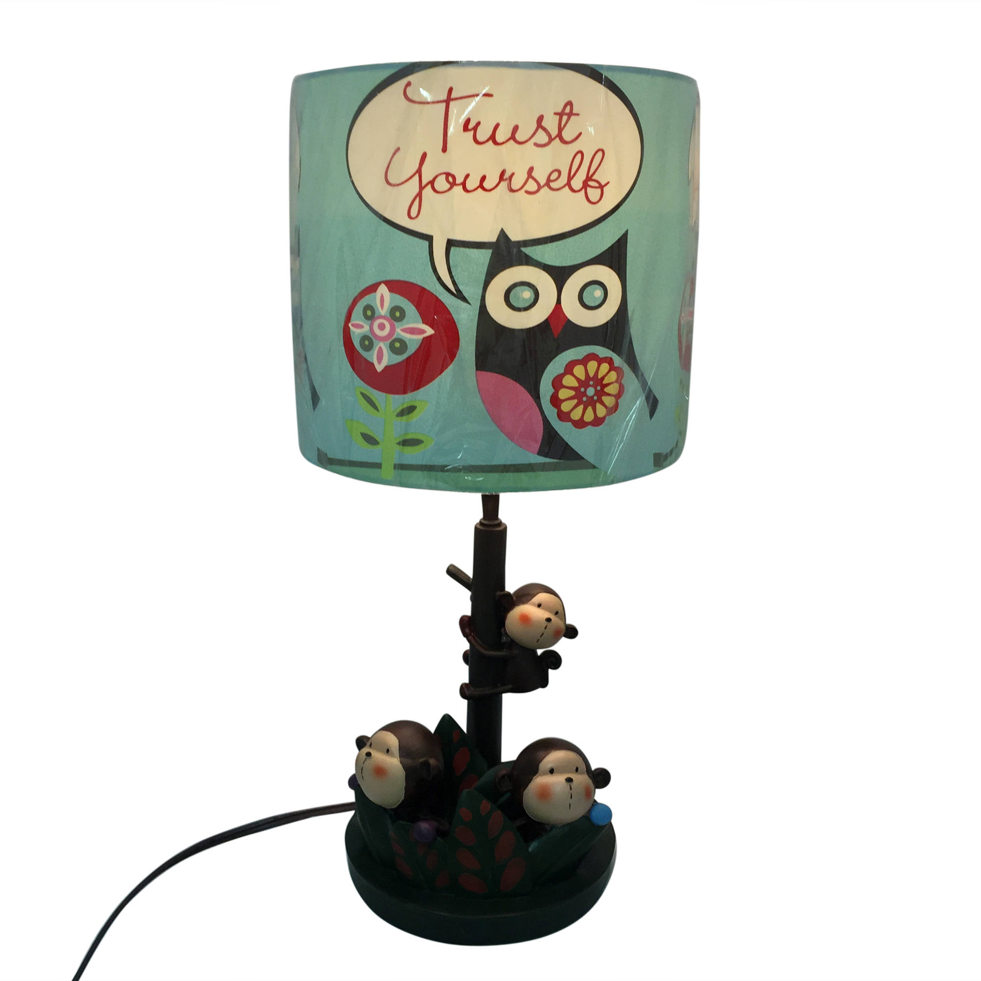 Kids' Lamp with Animals