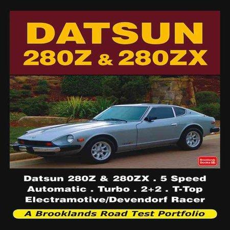 Datsun 280Z & 280ZX: Road Test Portfolio