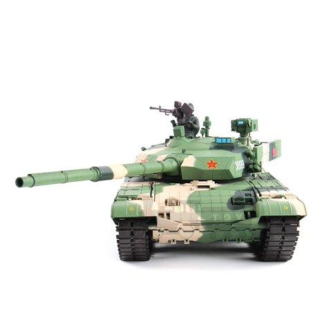 2.4Ghz Radio Control 1/16 Chinese ZTZ 99A MBT Air Soft RC Battle Tank w/Sound & Smoke RC