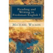 Reading and Writing in Freshman English I - eBook