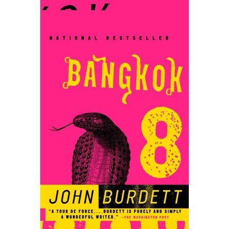 Bangkok 8 : A Royal Thai Detective Novel (1)