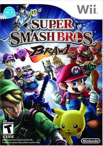 Super Smash Bros. Brawl, Nintendo, Nintendo Wii