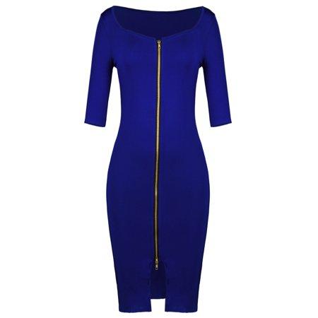 c7c7994407a Newstar - Newstar 3 4 Long Sleeve Dress for Women