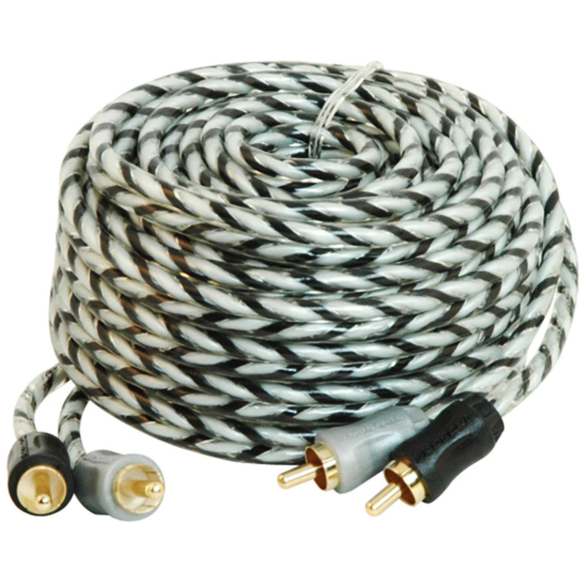 Scosche 12' RCA Audio Cable