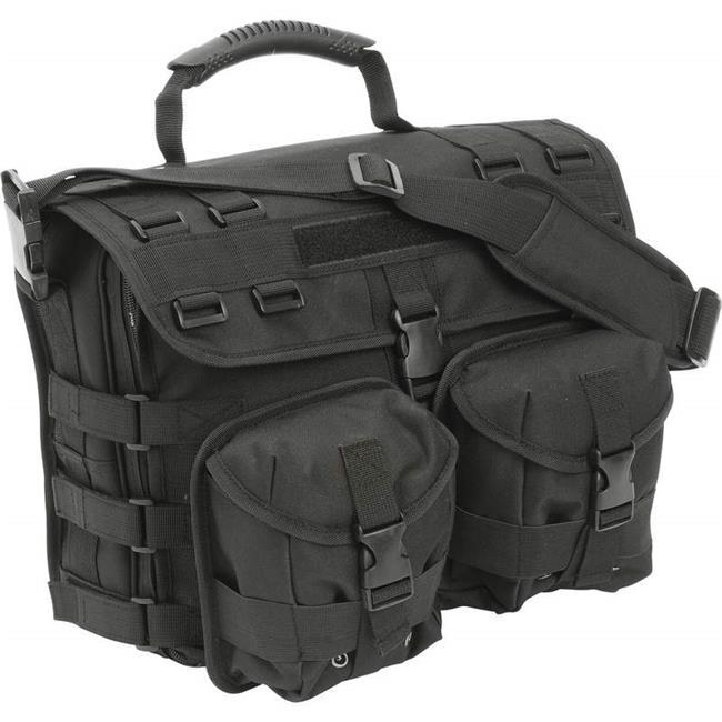 Extreme Pak Tactical MOLLE Briefcase With Laptop Bag - image 1 de 1