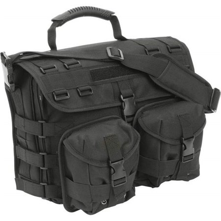 Extreme Pak Tactical MOLLE Briefcase With Laptop Bag