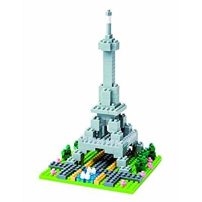 Nanoblock eiffel tower by
