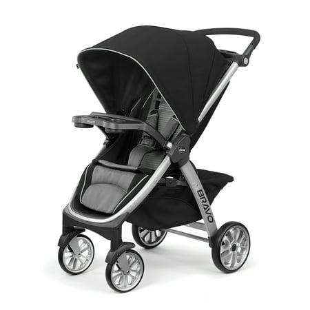 Chicco Bravo Air Quick-Fold Stroller - Q -