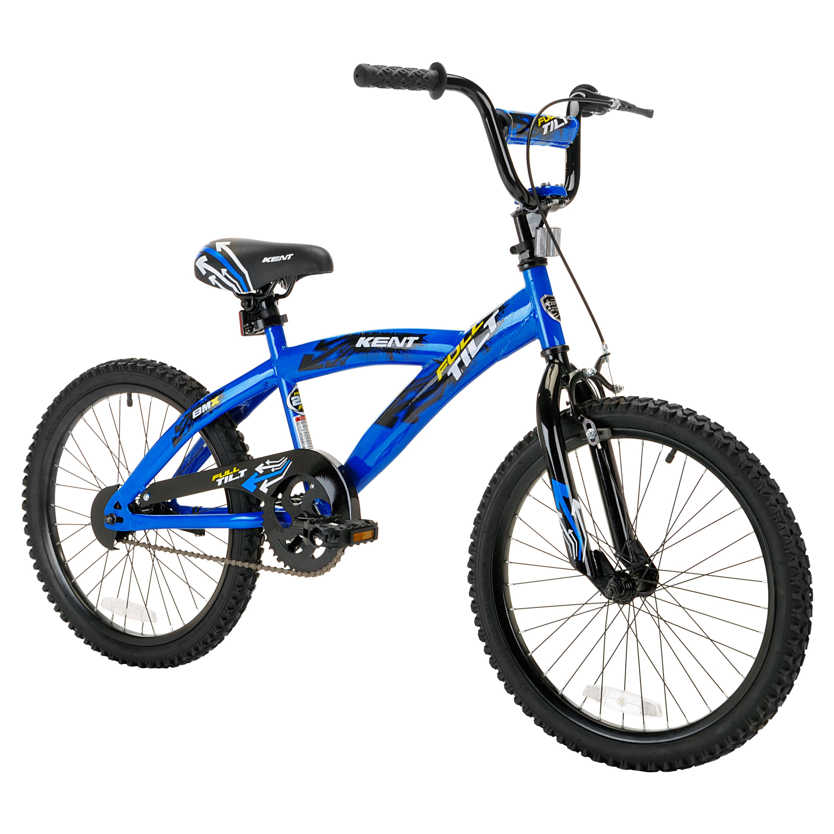 Kent Bicycles Boy's 20'' Kent Full Tilt Cruiser Bike