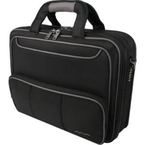 "HIGHER GROUND  TechTraveler Carrying Case for 15.5"" Notebook, Accessor"