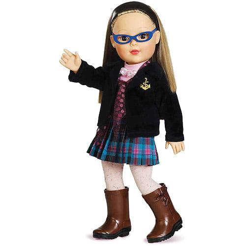 My Life As School Girl Dressed Doll