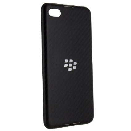 OEM Blackberry Z30 Battery Door Cover ASY-53961-010 (Verizon Logo) - Black ()
