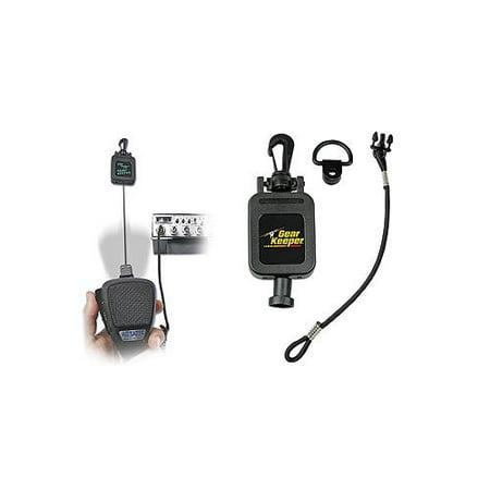 Gear Keeper RT4-4112 Standard Retractable CB Microphone