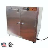 HeatMax Commercial Countertop Hot Box Warmer Food Pastry 24 x 24 x 24 Display