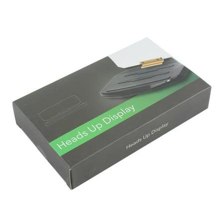 6.5 inch HUD Screen Head Up Display Car GPS Navigation Mobile Phone Holder - image 6 de 10
