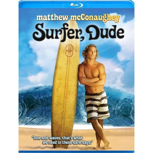 Surfer; Dude (Blu-ray)