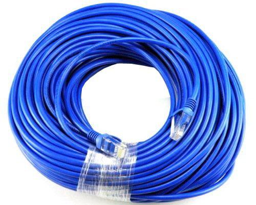 CAT5E RJ45 Patch Cable 25 Blue