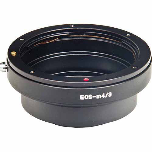 Bower Body Mount From Micro 4/3 To Canon EOS