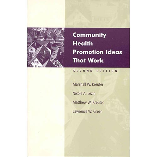 Community Health Promotion Ideas That Work