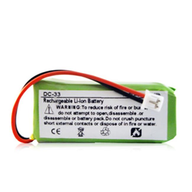 AGM distribution Batterie-DG-BP74T2 Dogtra Transmetteur de remplacement de batterie BP-74T2 pour collier de dressage 2300NCP - image 1 de 1