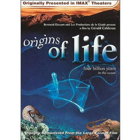 Imax  Origins Of Life