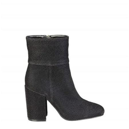 Fontana 2.0 LULU-NERO-Black-38 Womens Fall & Winter Ankle Boot, Black - Size (Lulu's Plus Size)