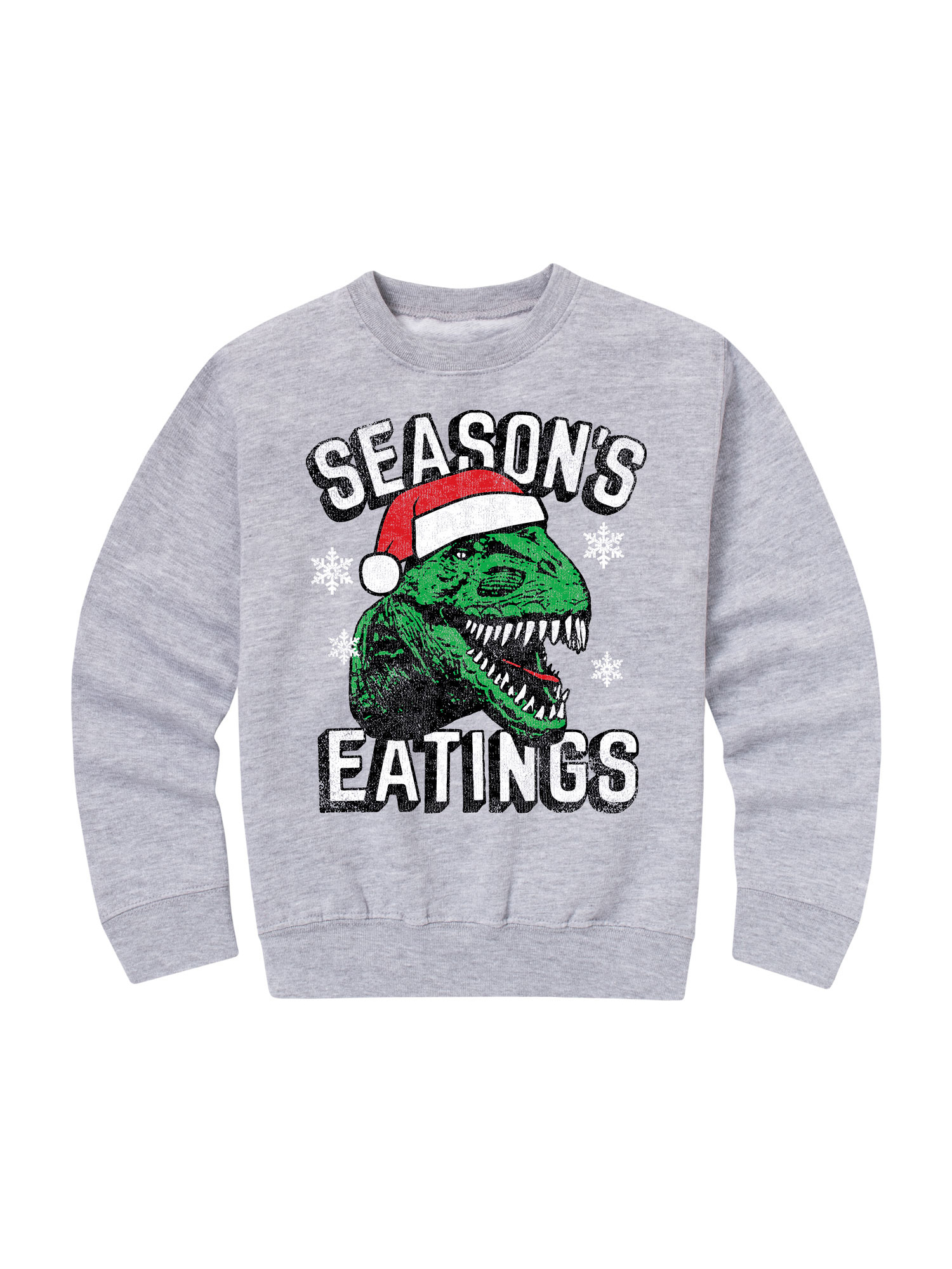 Seasons Eatings - Toddler Crew Fleece