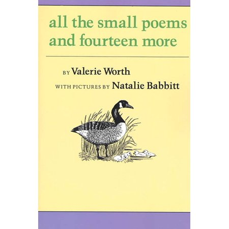 All the Small Poems and Fourteen More - Easy French Halloween Poems