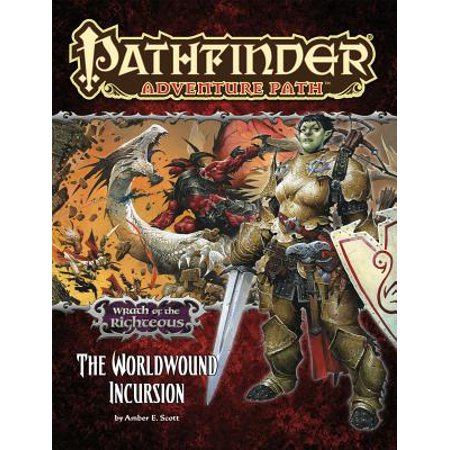Pathfinder Adventure Path: Wrath of the Righteous Part 1 - The Worldwound