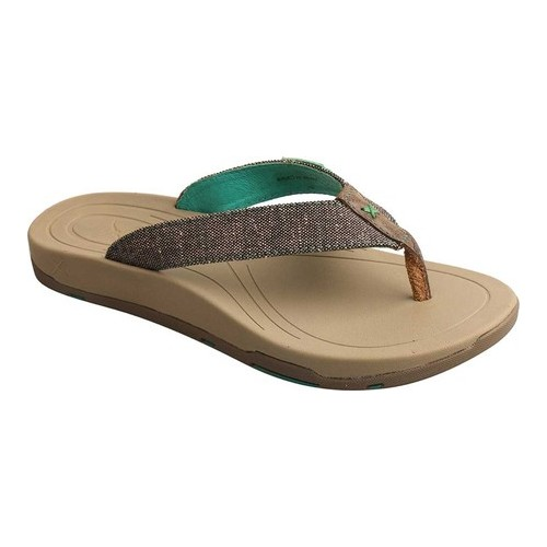 Twisted X Boots WSD0030 Thong Sandal (Women's)