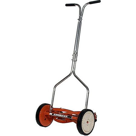 """American Lawn Mower 14"""" Reel Lawn Mower"""