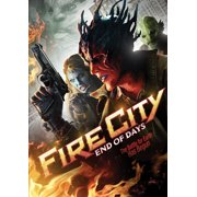 Fire City: End of Days (DVD)
