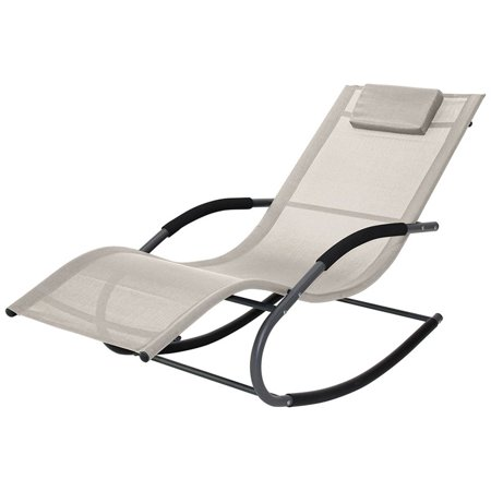 Image of LifeStyle Solutions Relax A Lounger Taragon Patio Chaise Lounge