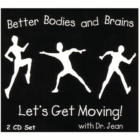 BETTER BODIES AND BRAINS 2 CD SET (Full Dj Equipment Set Turntables)