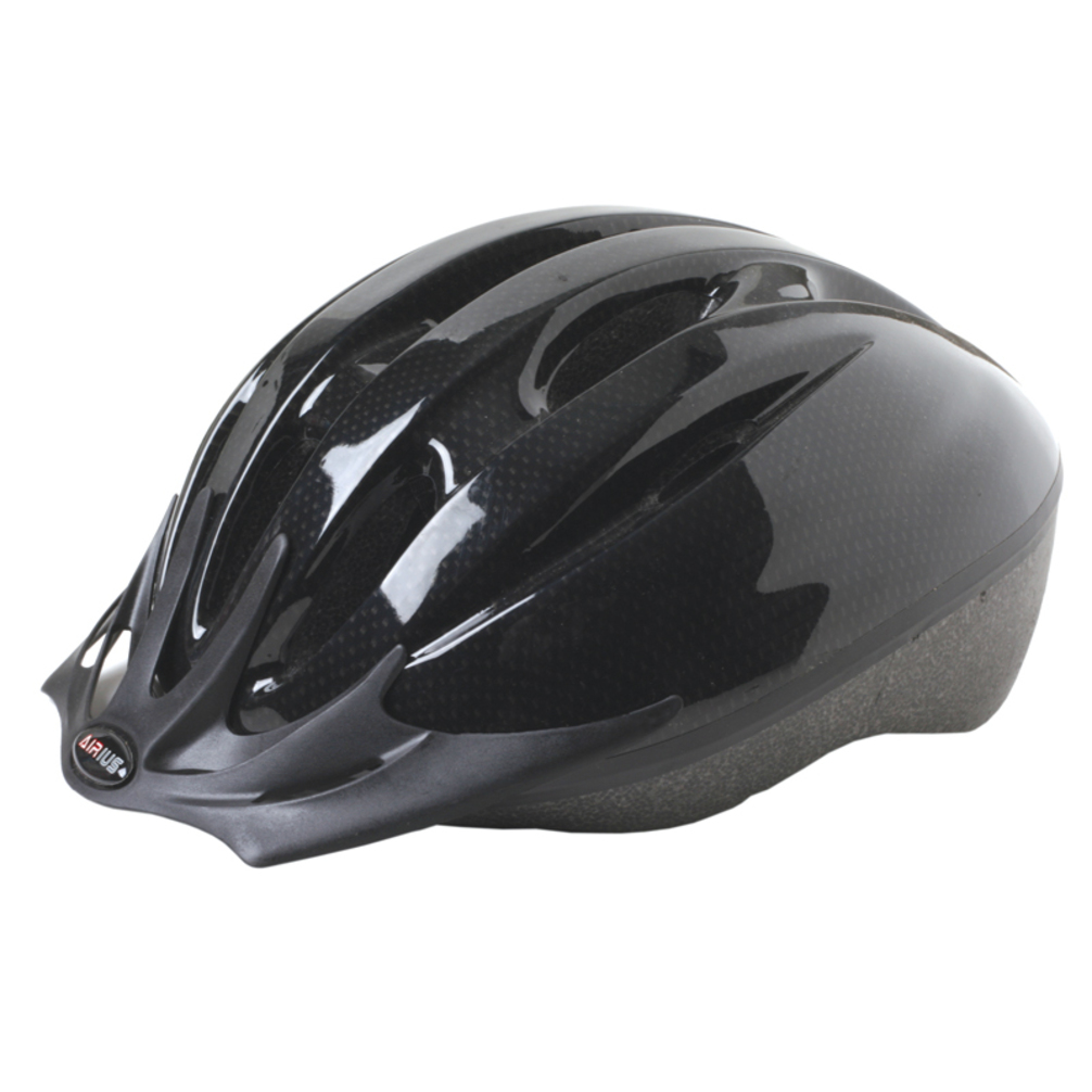 Airius Helmet V10T Md-Large Black