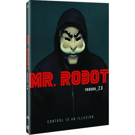 Mr. Robot: The Complete Second Season (DVD)