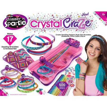 Cra-Z-Art SNS Crystal Craze Jewelry Designer