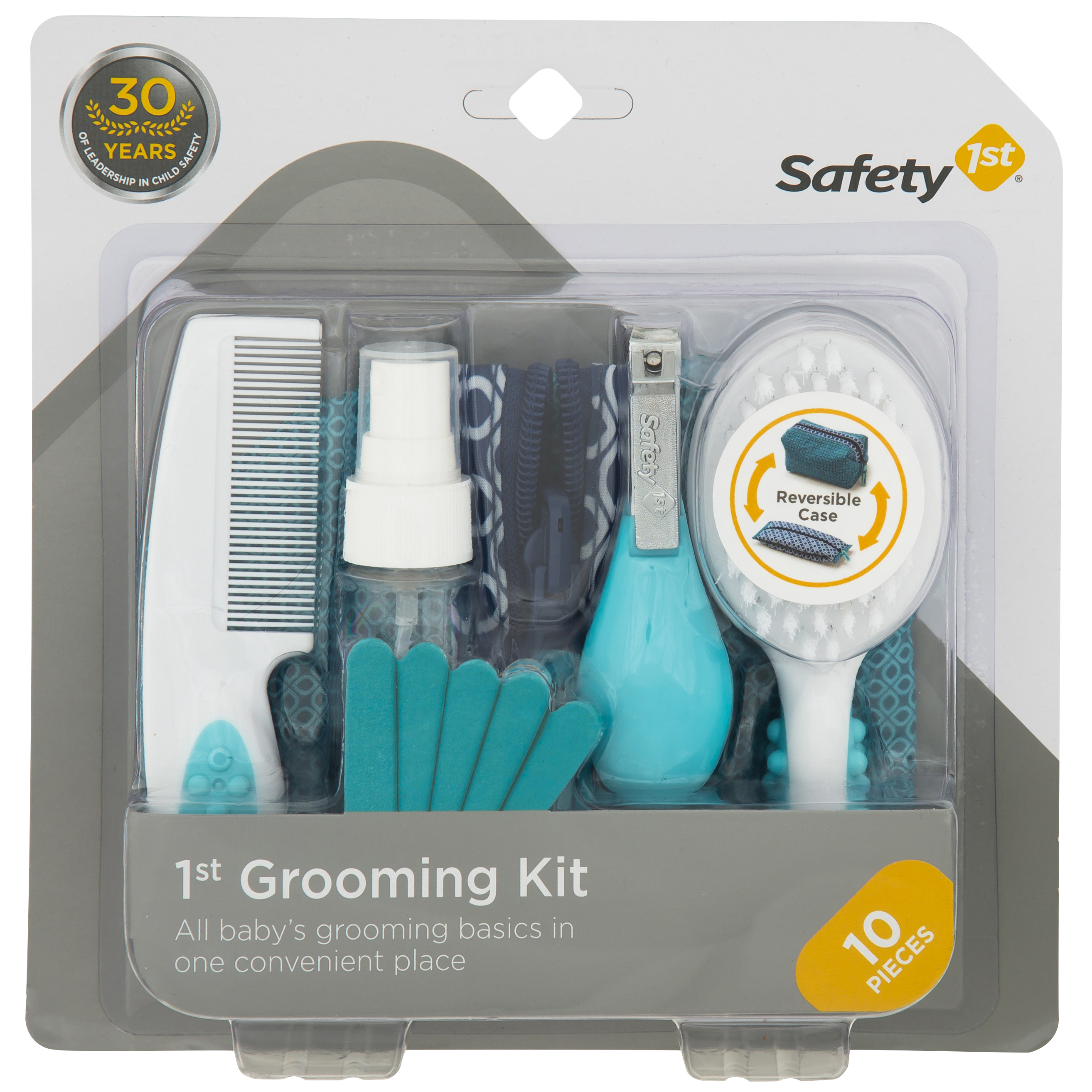 Safety 1st 1st Grooming Kit, Seville