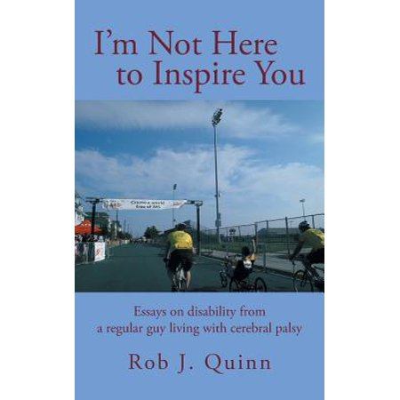 I'm Not Here to Inspire You : Essays on Disability from a Regular Guy Living with Cerebral Palsy - Cerebral Palsy Tattoo